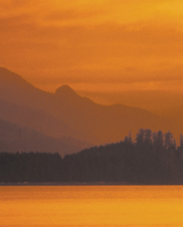 Queen Charlotte Islands BC