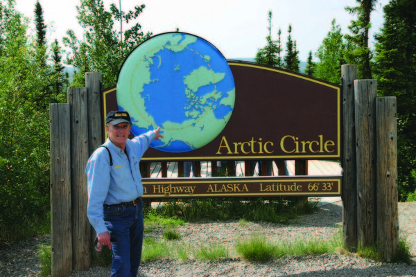 Publisher Scott Graber- Arctic Circle