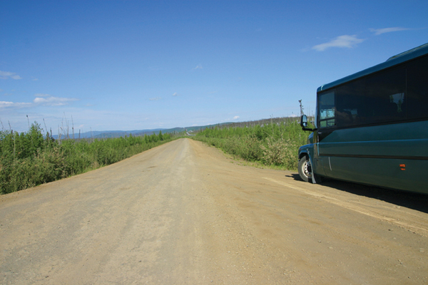 Dalton Highway Far North Alaska