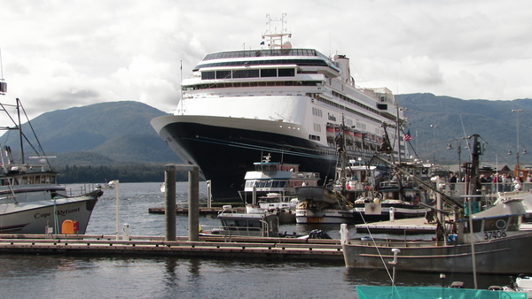 Ketchikan Alaska Ferry
