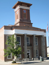 Deer Lodge City Hall