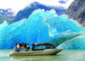 Glacier View Alaska Waters Tours Inc W