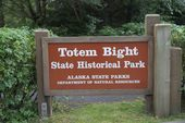 Ketchikan Totem Bight Park