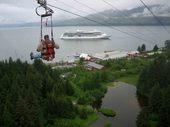 Icy Strait Point Hoonah Zipline