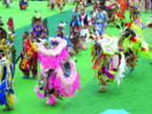 Browning Montana Blackfeet Country Powwow