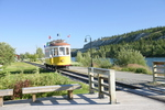 Whitehorse Yukon Trolley