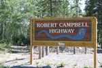 Robert Campbell Highway Yukon