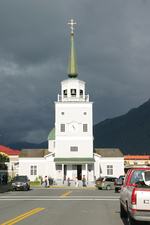 Sitka Alaska Church